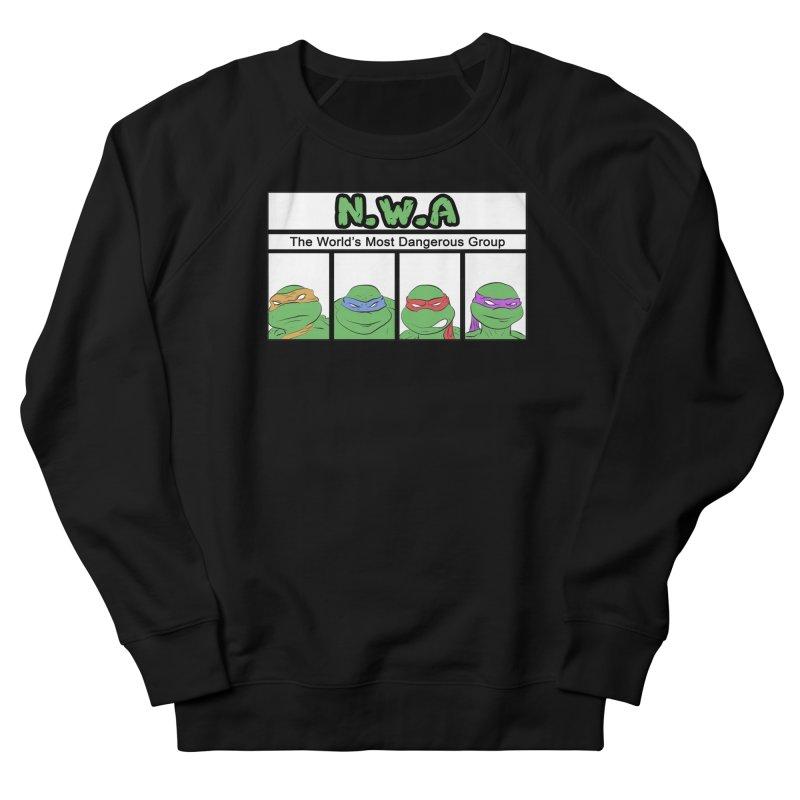 N.W.A Men's Sweatshirt by iridescent matter