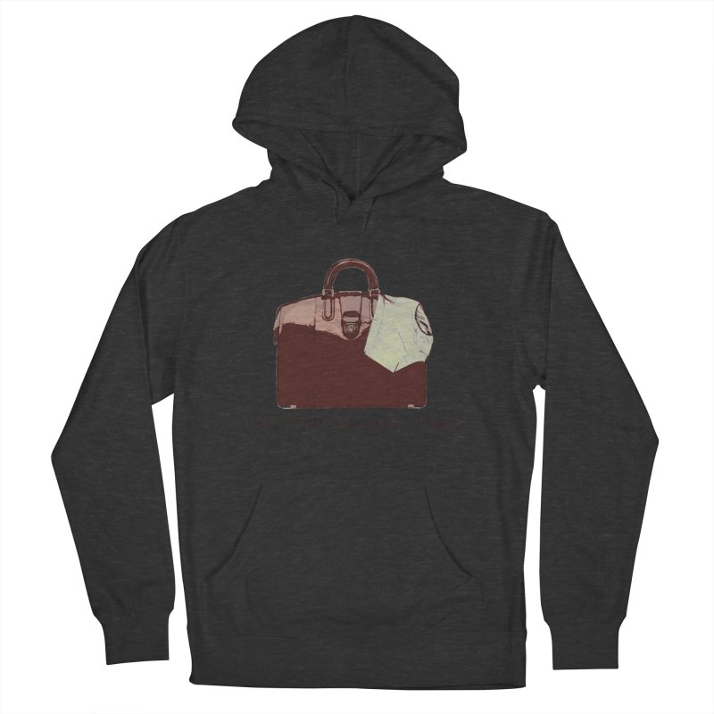 The Treachery of Simple Plans Women's Pullover Hoody by iridescent matter