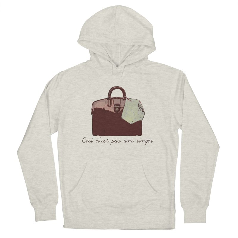 The Treachery of Simple Plans Men's Pullover Hoody by iridescent matter
