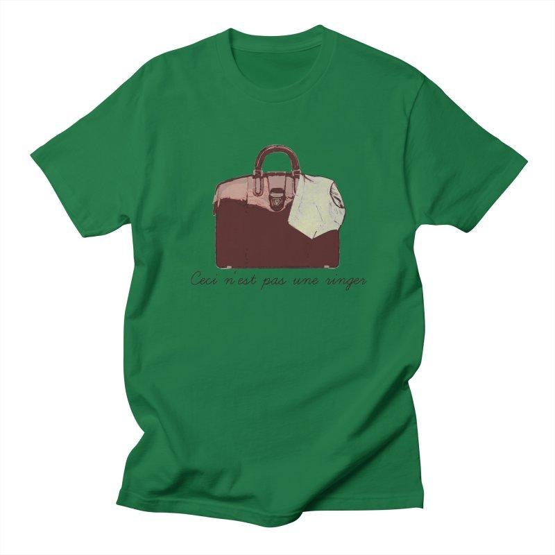 The Treachery of Simple Plans Men's Regular T-Shirt by iridescent matter