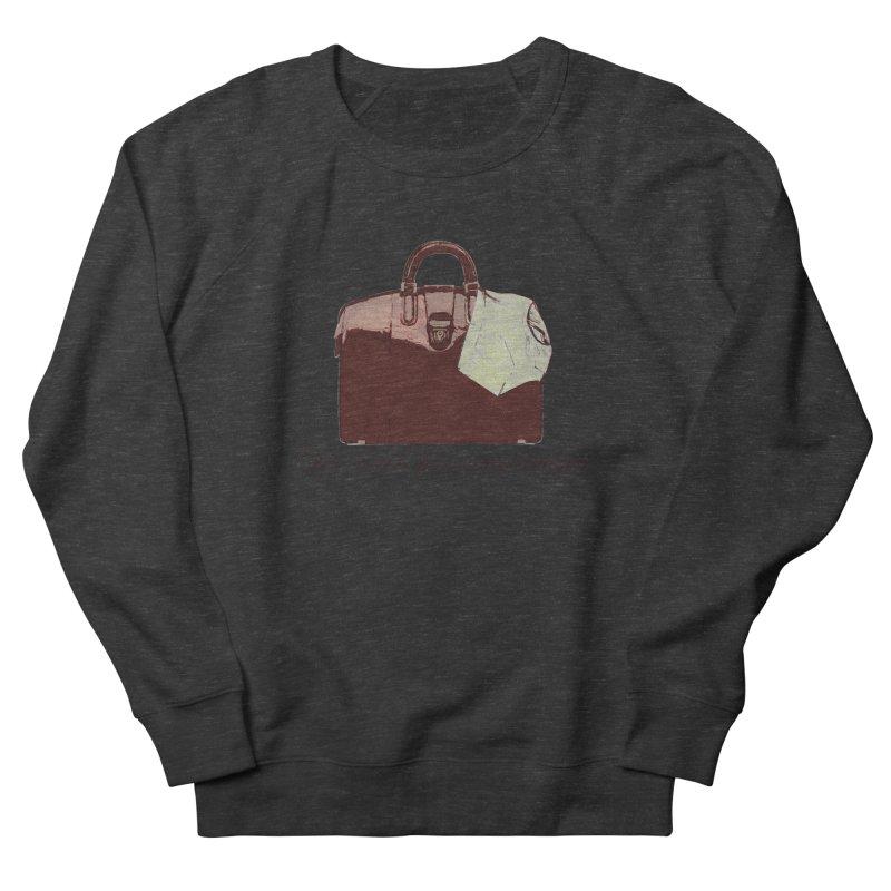 The Treachery of Simple Plans Men's Sweatshirt by iridescent matter