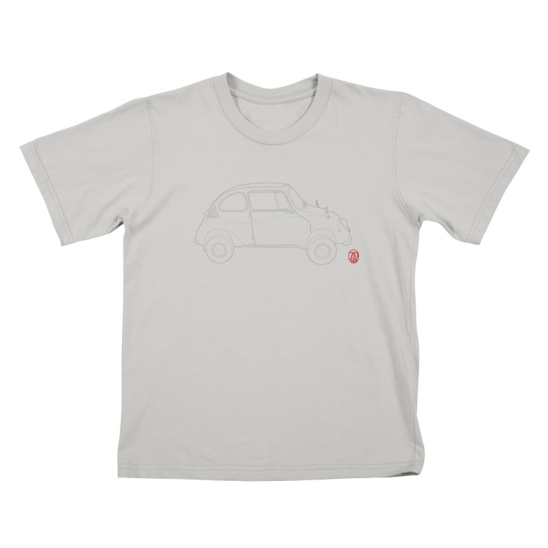 Soob 360 Kids T-Shirt by 70six's Artist Shop