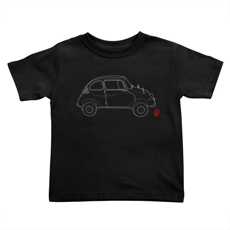 Soob 360 Kids Toddler T-Shirt by 70six's Artist Shop