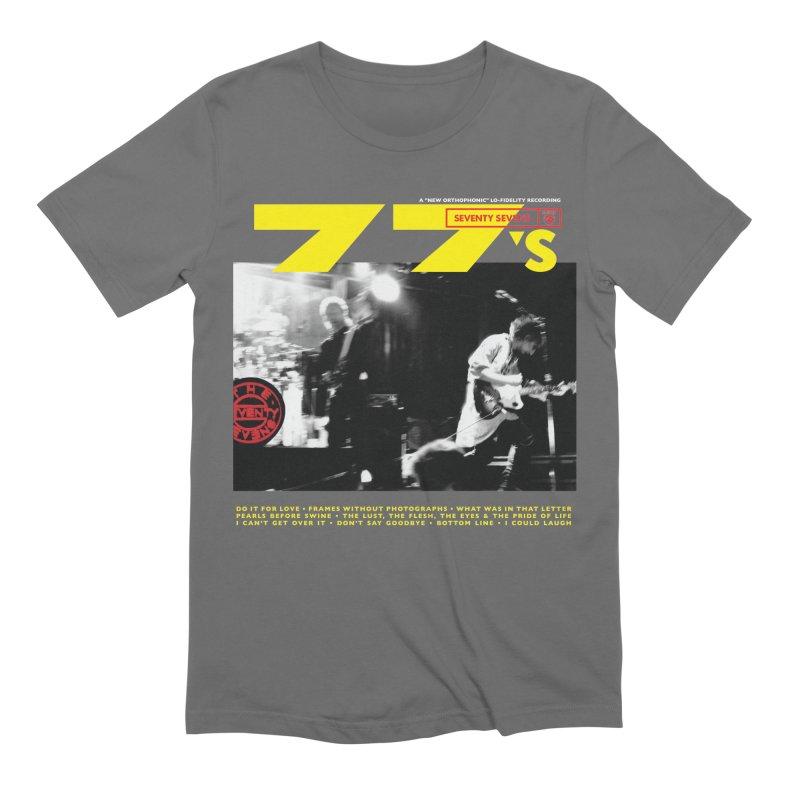 Seventy Sevens Men's T-Shirt by 77s Artist Shop