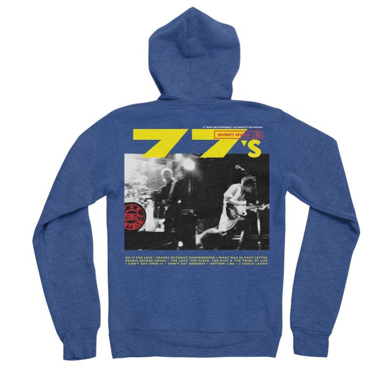 Seventy Sevens Women's Zip-Up Hoody by 77s Artist Shop