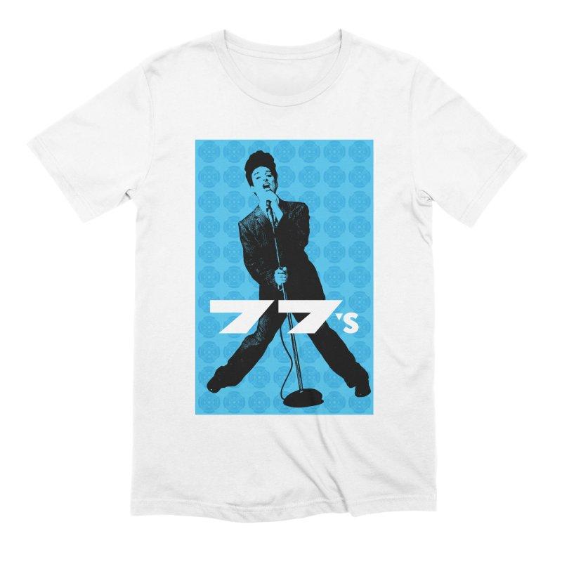 Doctor Love Men's T-Shirt by 77s Artist Shop