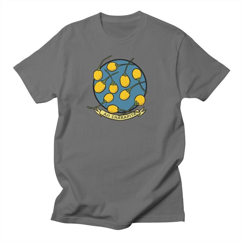 Aji Charapita Men's T-Shirt by 7 Pot Club