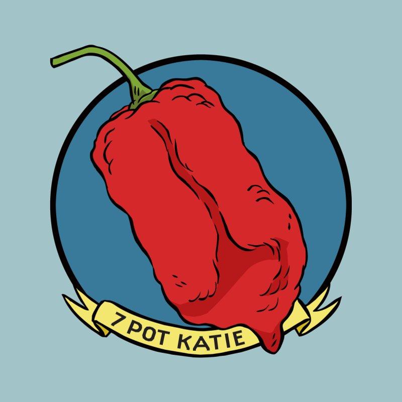 7 Pot Katie Accessories Magnet by 7 Pot Club