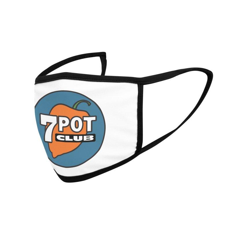 7 Pot Club Logo Accessories Face Mask by 7 Pot Club