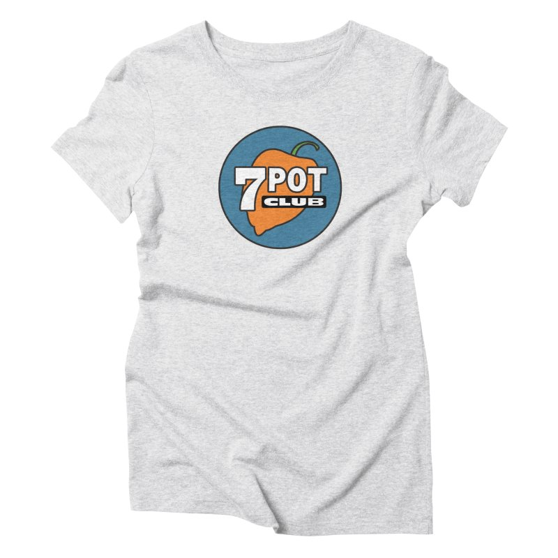 7 Pot Club Logo Women's T-Shirt by 7 Pot Club