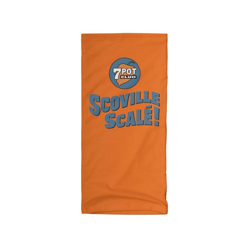 Scoville Scalé Accessories Neck Gaiter by 7 Pot Club