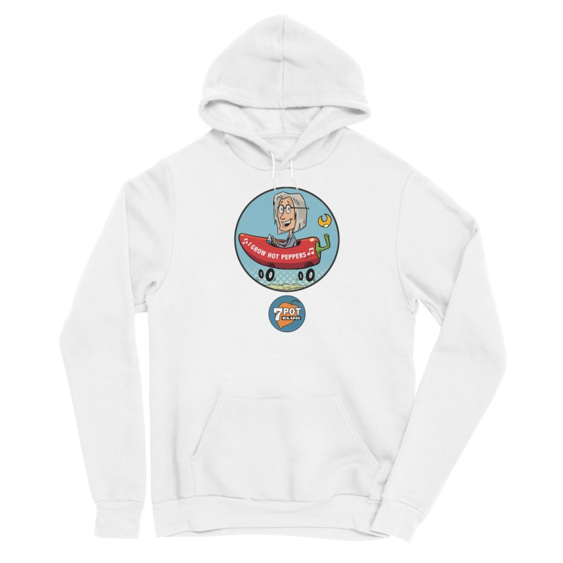 Rob's Peppermobile Women's Pullover Hoody by 7 Pot Club