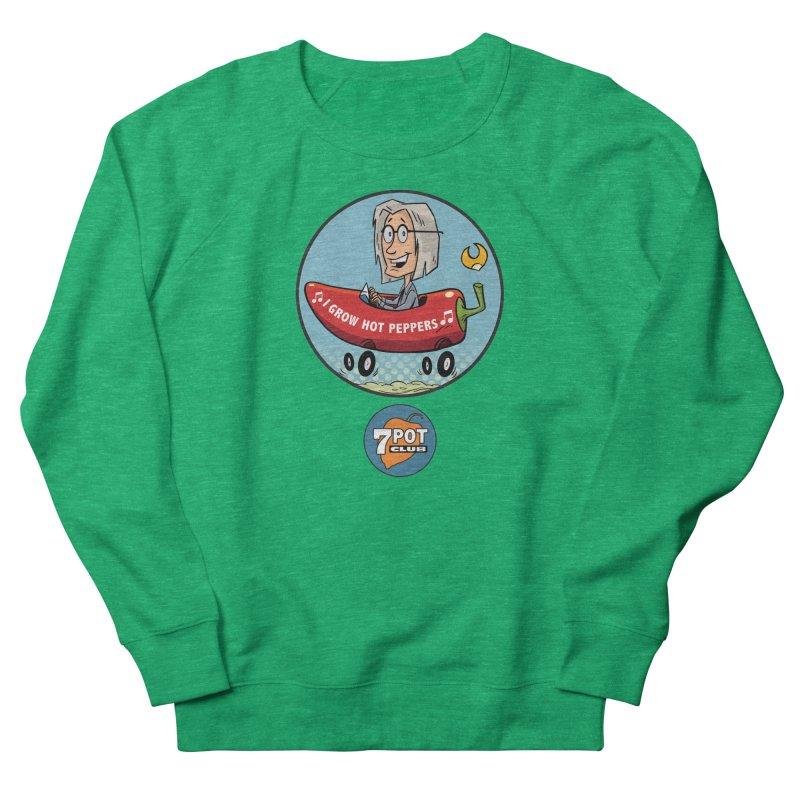Rob's Peppermobile Women's Sweatshirt by 7 Pot Club