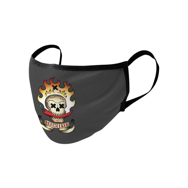 Heatseeker Accessories Face Mask by 7 Pot Club