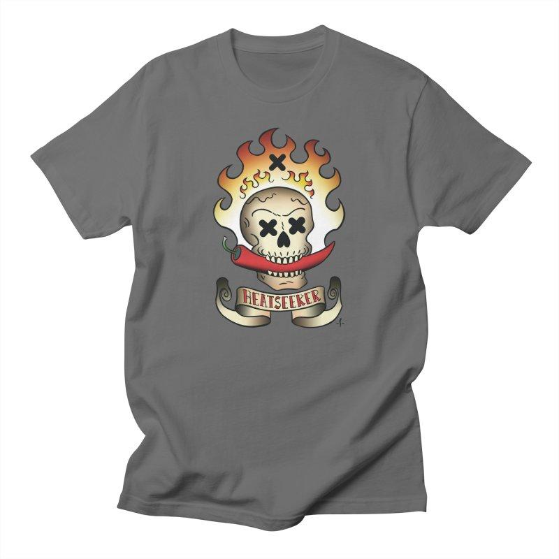 Heatseeker Men's T-Shirt by 7 Pot Club