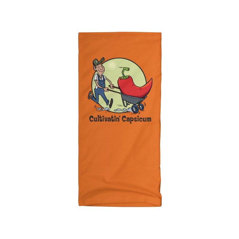Cultivatin' Capsicum Accessories Neck Gaiter by 7 Pot Club