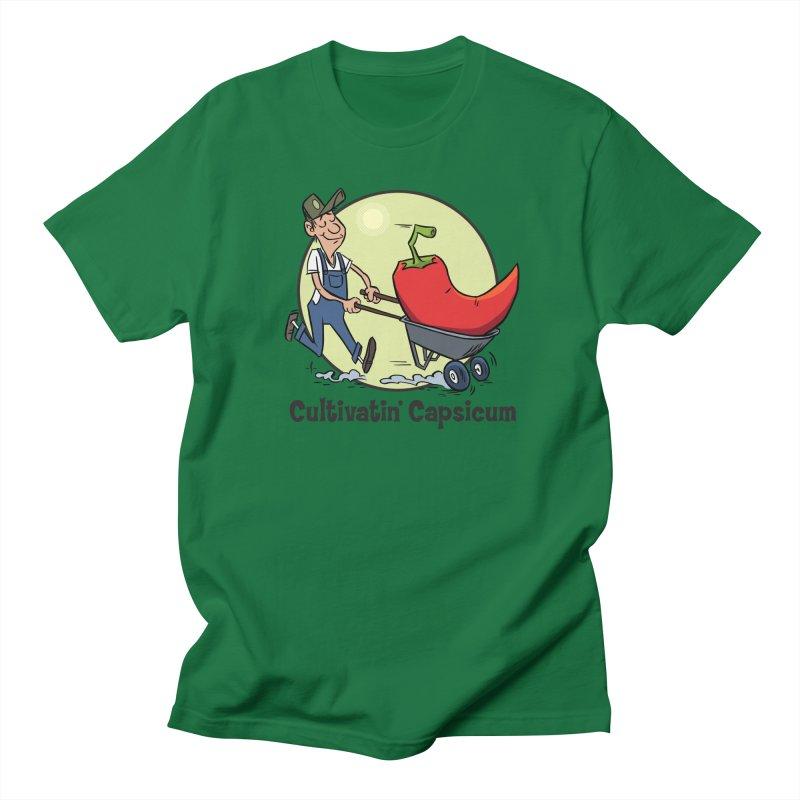 Cultivatin' Capsicum Women's T-Shirt by 7 Pot Club