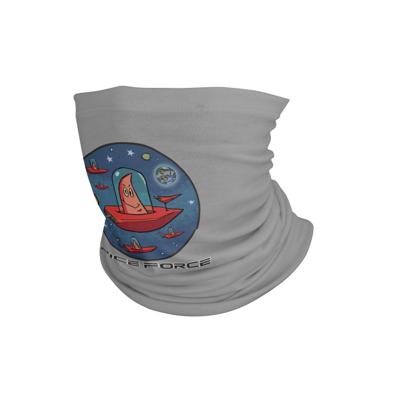 Spice Force Accessories Neck Gaiter by 7 Pot Club