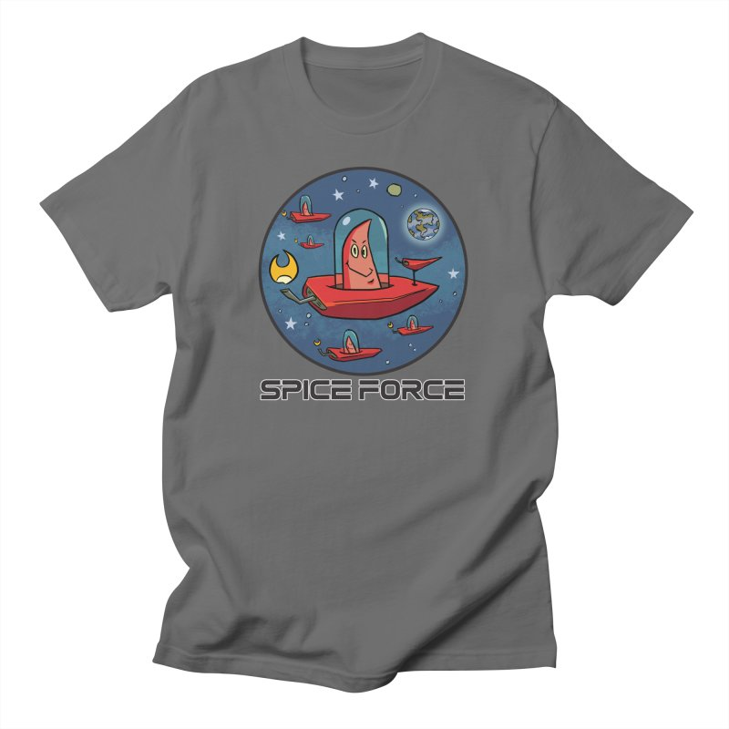 Spice Force Men's T-Shirt by 7 Pot Club