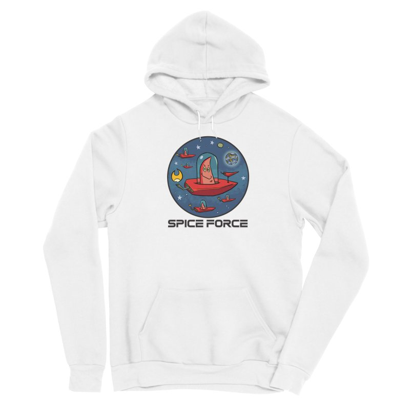 Spice Force Women's Pullover Hoody by 7 Pot Club