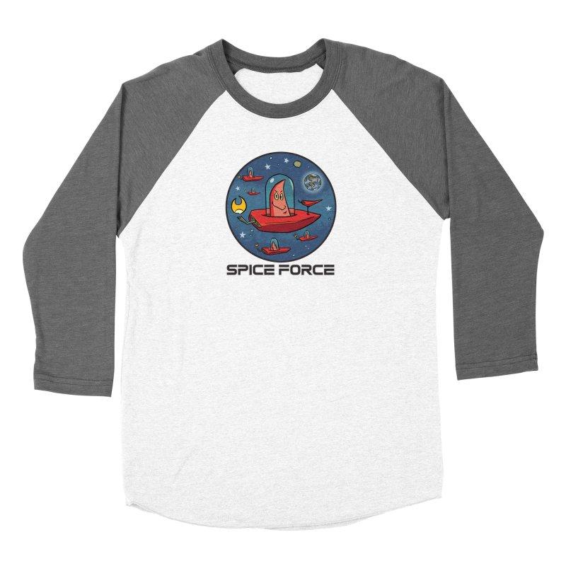 Spice Force Women's Longsleeve T-Shirt by 7 Pot Club