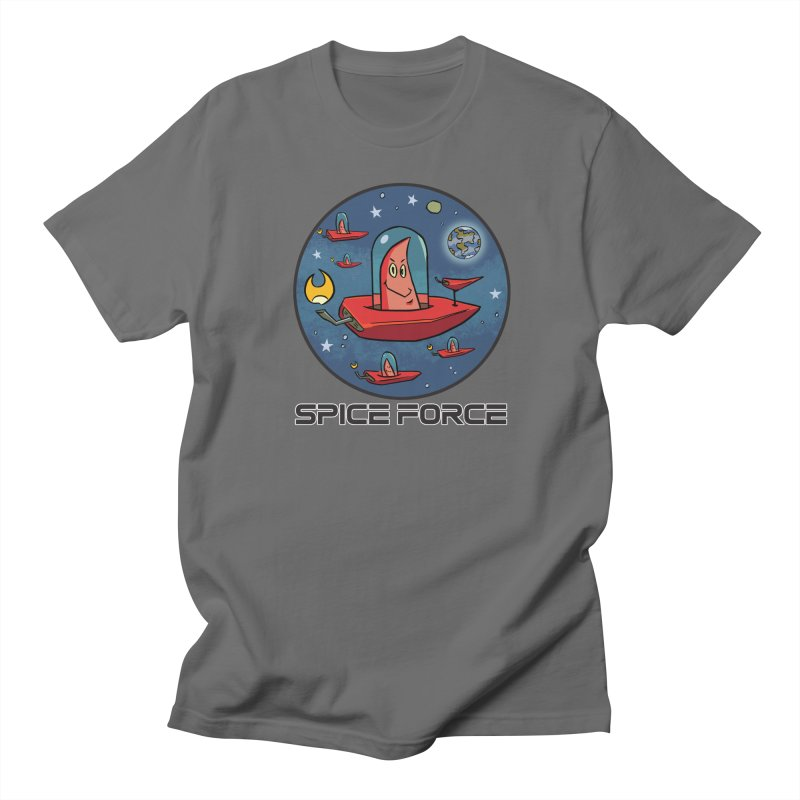Spice Force Women's T-Shirt by 7 Pot Club