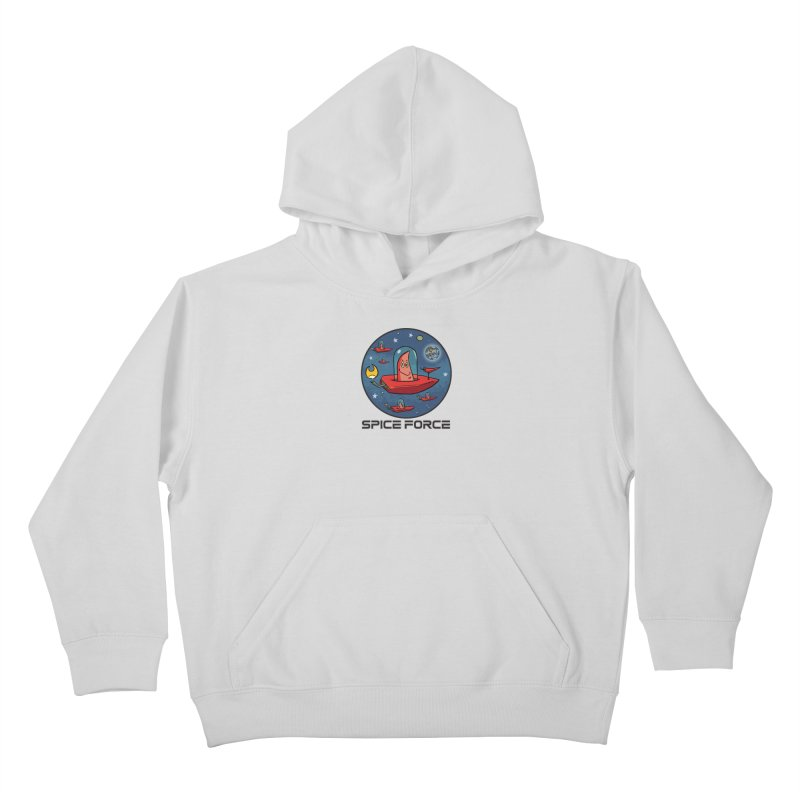 Spice Force Kids Pullover Hoody by 7 Pot Club