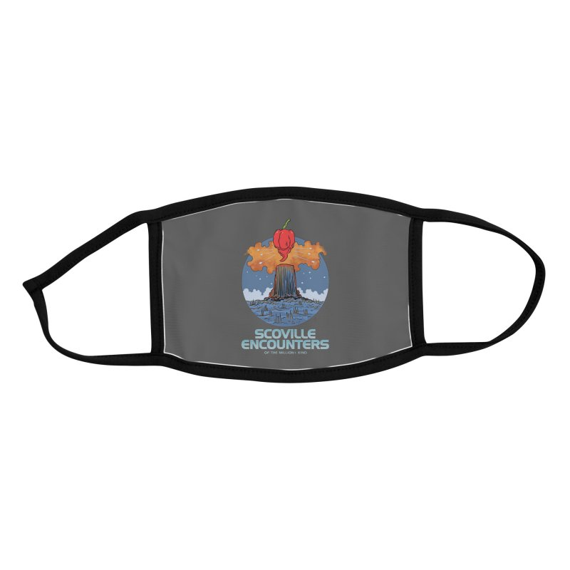 Scoville Encounters Accessories Face Mask by 7 Pot Club