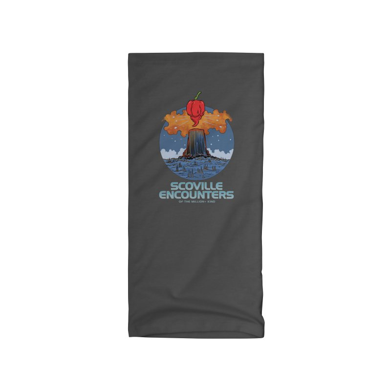 Scoville Encounters Accessories Neck Gaiter by 7 Pot Club