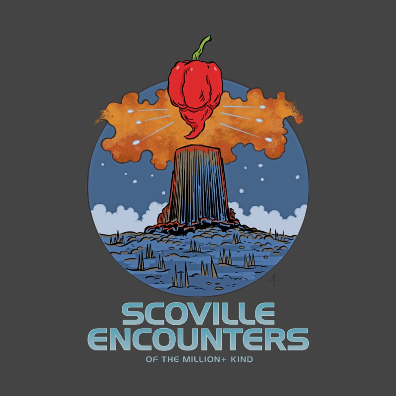 Scoville Encounters Women's Pullover Hoody by 7 Pot Club