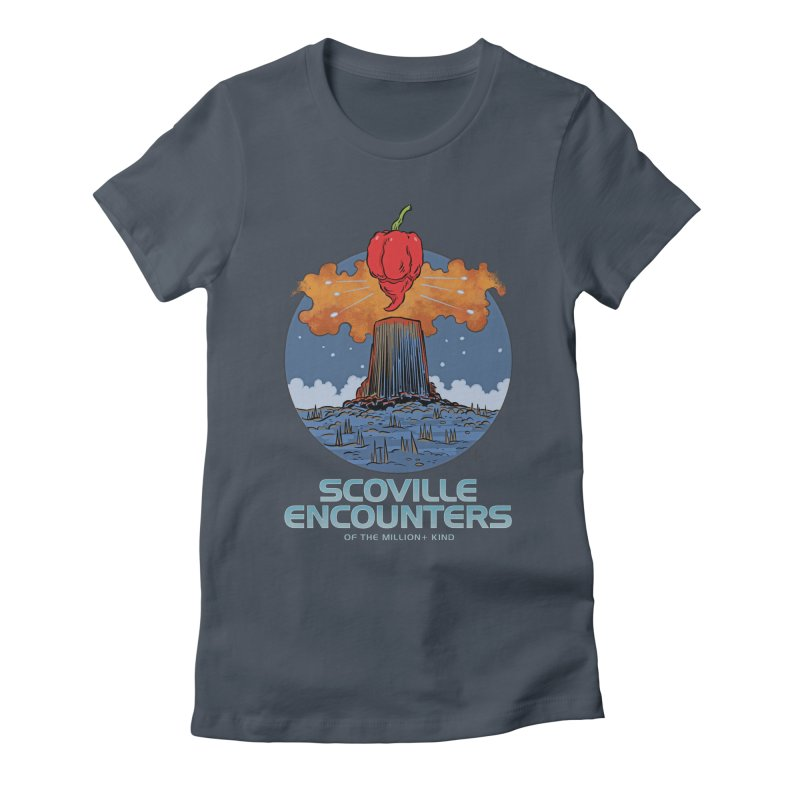 Scoville Encounters Women's T-Shirt by 7 Pot Club