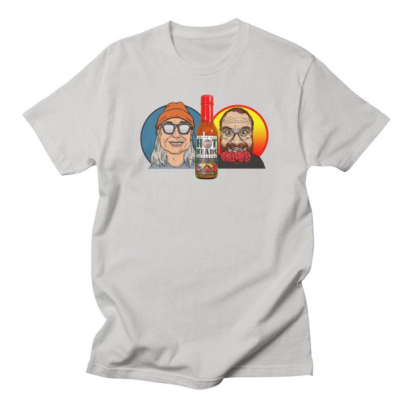 Scoville Scalé Hot Sauce Men's T-Shirt by 7 Pot Club
