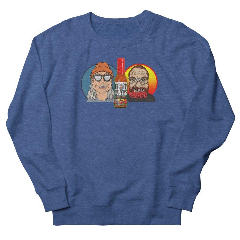 Scoville Scalé Hot Sauce Men's Sweatshirt by 7 Pot Club