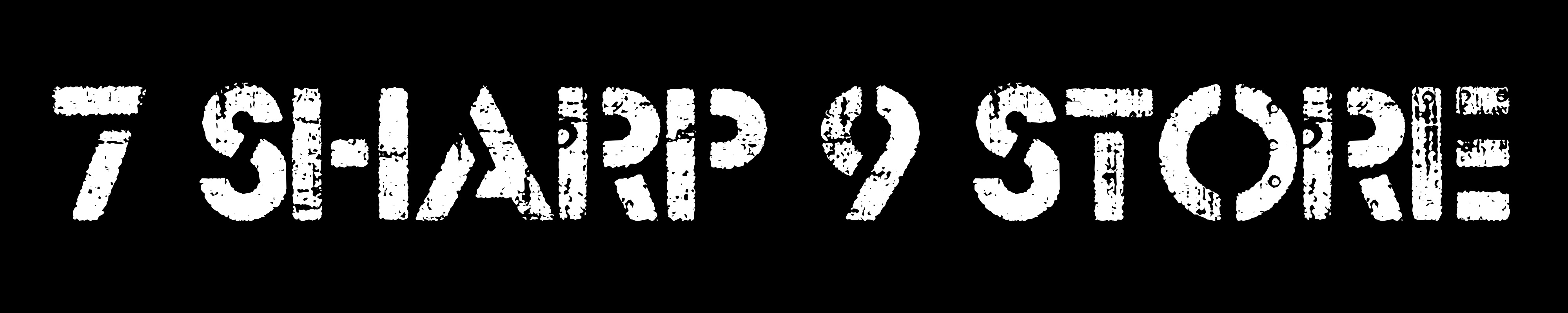 7sharp9 Cover