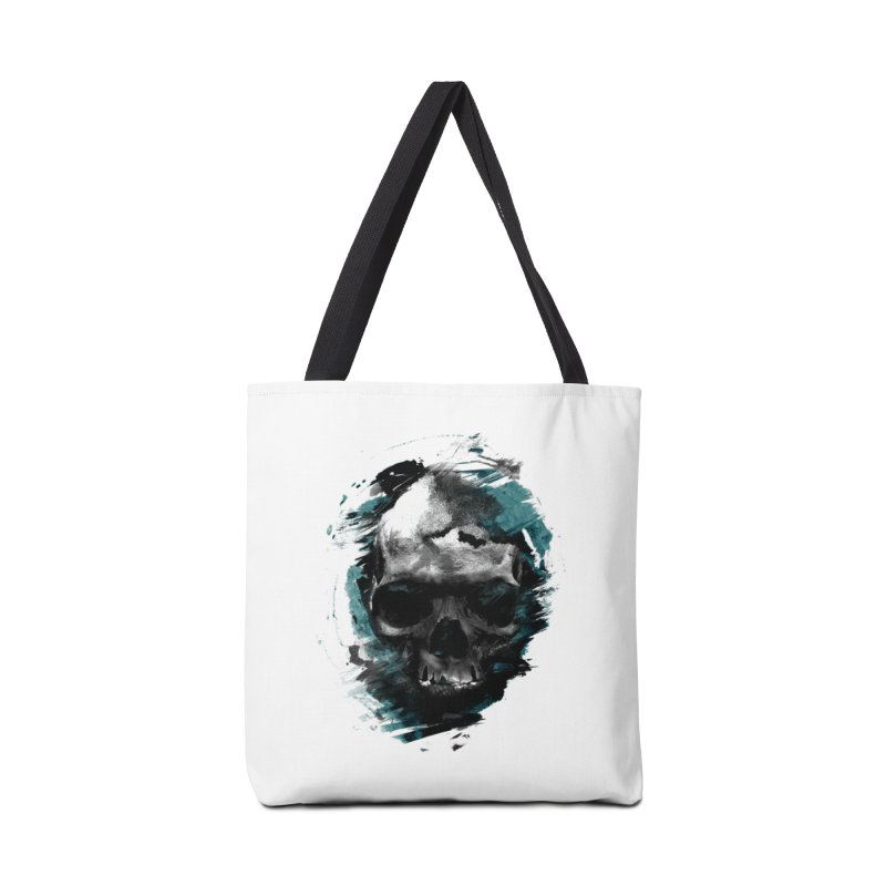 Skulls Accessories Bag by 7sixes's Artist Shop