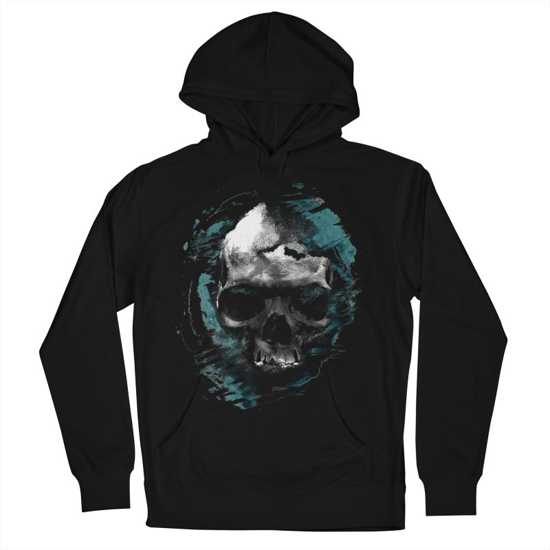 Skulls Women's Pullover Hoody by 7sixes's Artist Shop