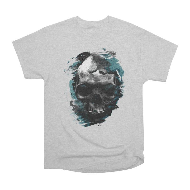 Skulls Women's Heavyweight Unisex T-Shirt by 7sixes's Artist Shop