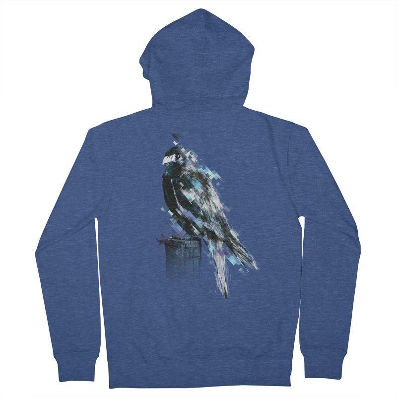 Flight Men's Zip-Up Hoody by 7sixes's Artist Shop