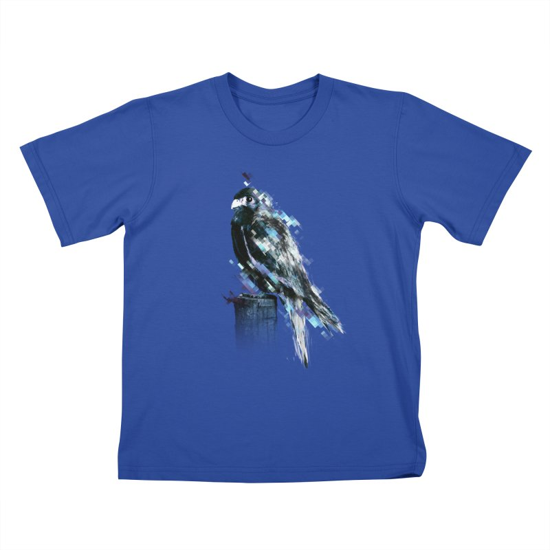 Flight Kids T-Shirt by 7sixes's Artist Shop