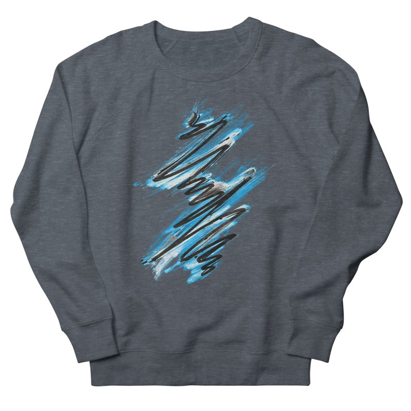 Frostwave Women's Sweatshirt by 7sixes's Artist Shop