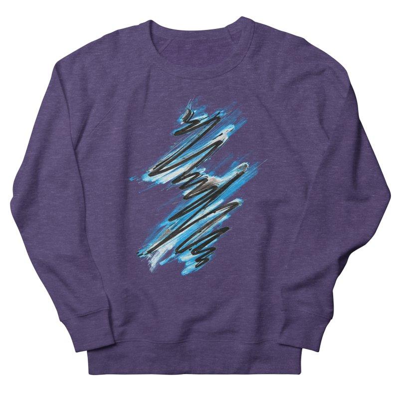 Frostwave Men's Sweatshirt by 7sixes's Artist Shop