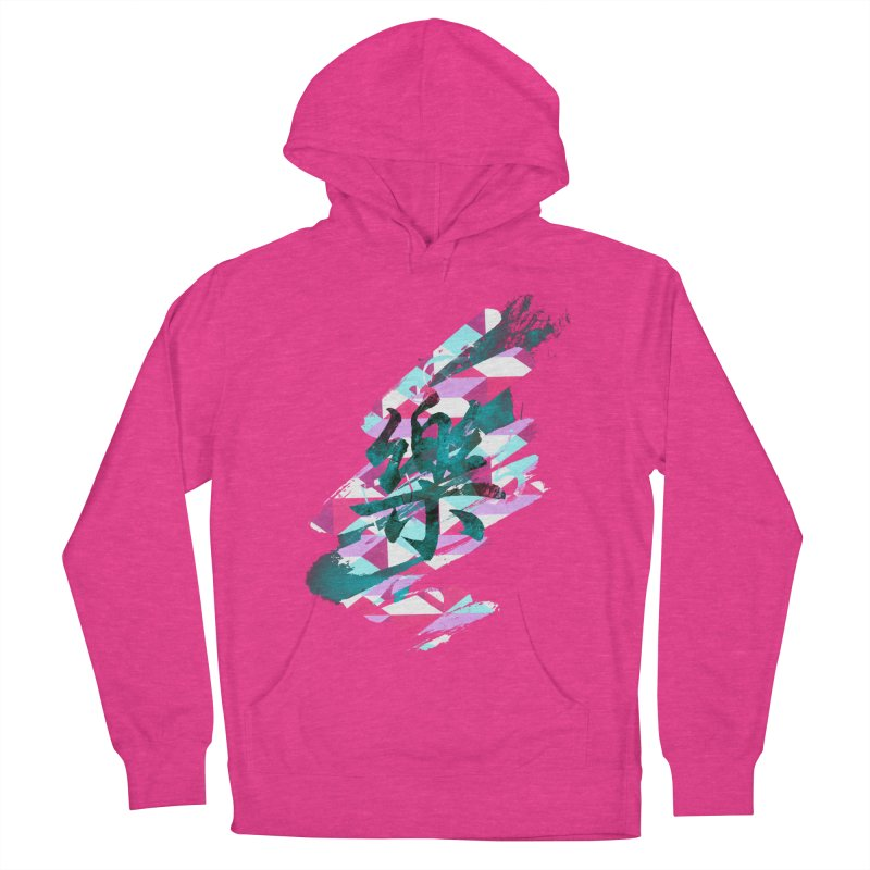 Chaotic Melody Women's Pullover Hoody by 7sixes's Artist Shop