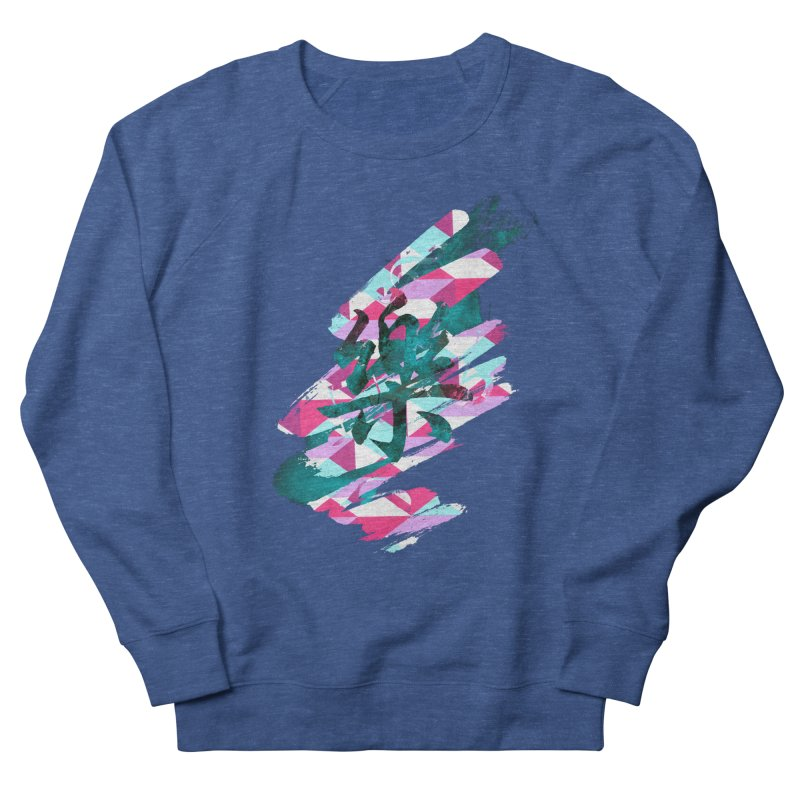 Chaotic Melody Women's Sweatshirt by 7sixes's Artist Shop