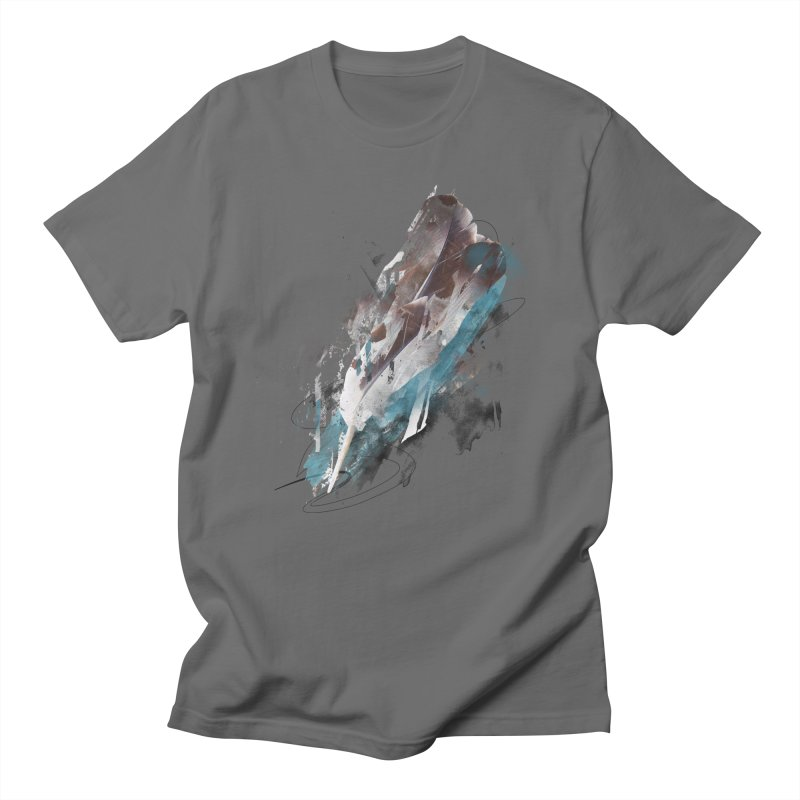 Mightier Than The Sword Men's T-Shirt by 7sixes's Artist Shop