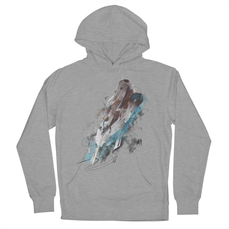 Mightier Than The Sword Women's Pullover Hoody by 7sixes's Artist Shop