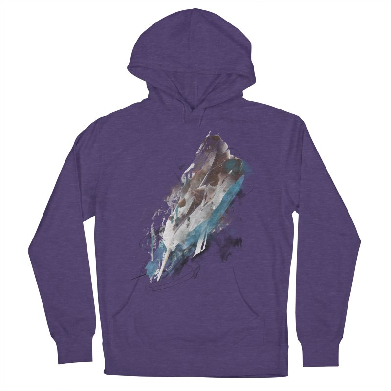 Mightier Than The Sword Men's Pullover Hoody by 7sixes's Artist Shop