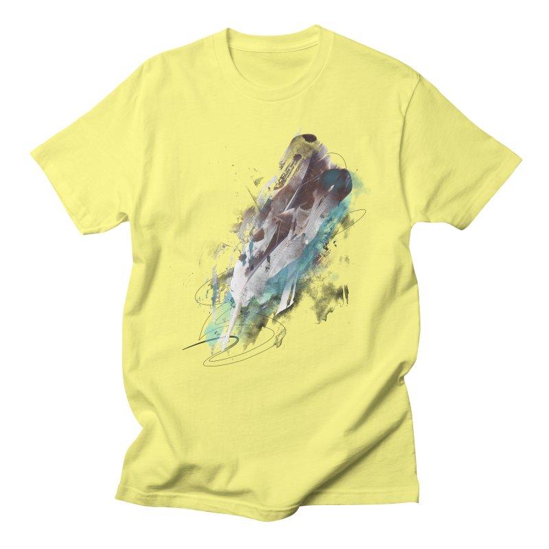 Mightier Than The Sword Men's Regular T-Shirt by 7sixes's Artist Shop