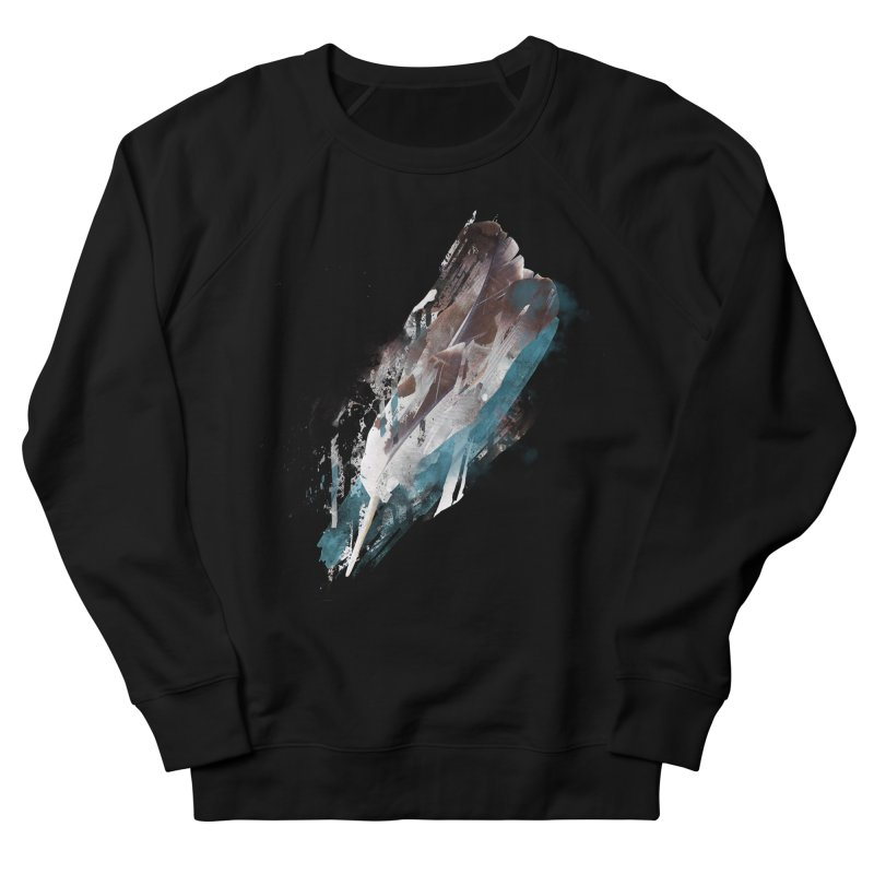 Mightier Than The Sword Women's French Terry Sweatshirt by 7sixes's Artist Shop