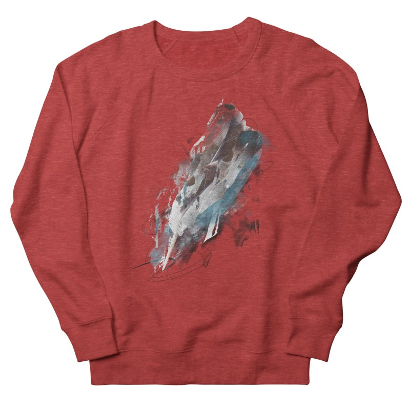 Mightier Than The Sword Men's Sweatshirt by 7sixes's Artist Shop