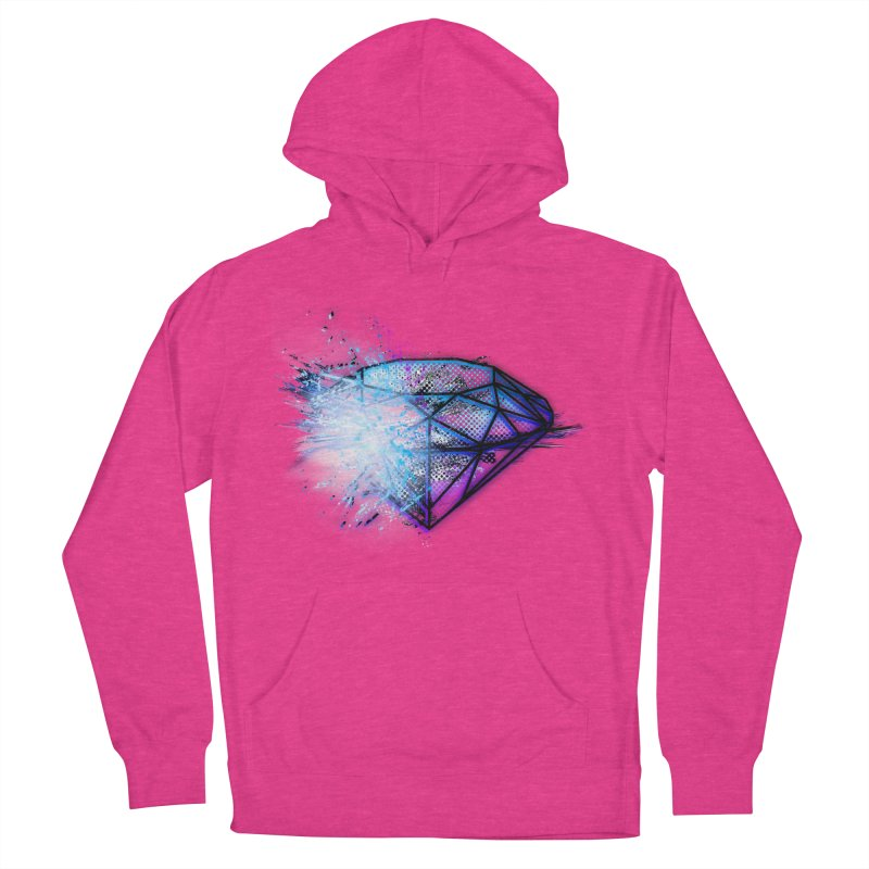 Diamonds Women's Pullover Hoody by 7sixes's Artist Shop